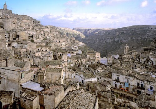 Easter holidays in Puglia, Matera